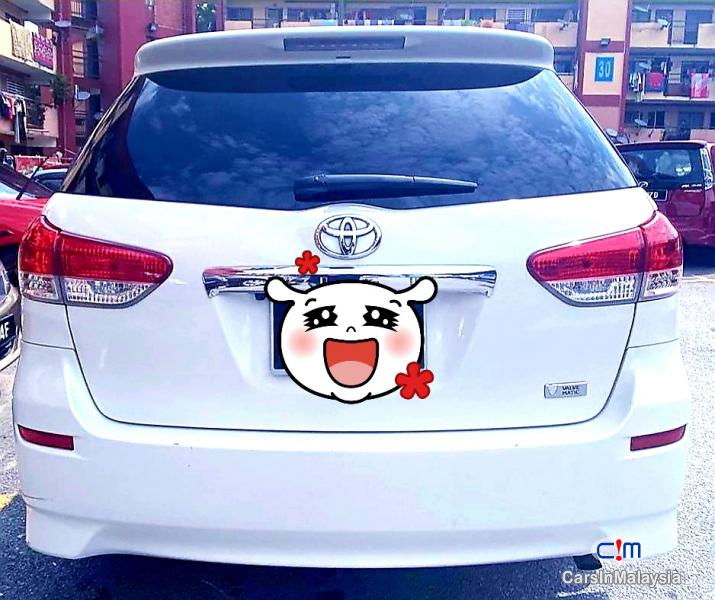Toyota Wish 1.8-LITER NEW FACELIFT 7 SEATER MPV FUEL SAVER FAMILY SUV Automatic 2017