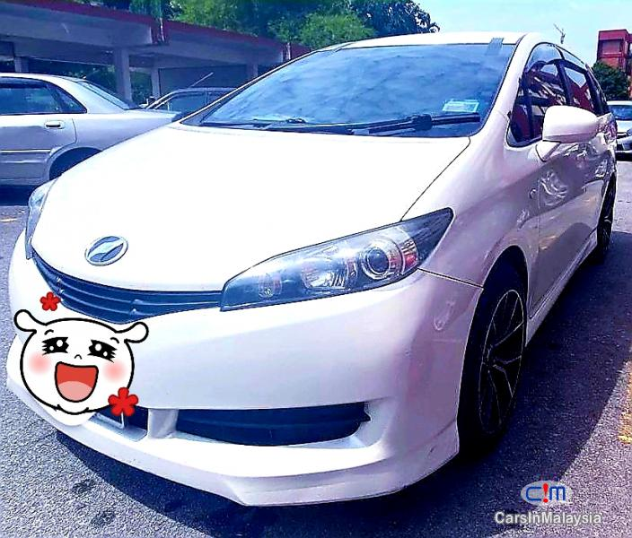 Toyota Wish 1.8-LITER NEW FACELIFT 7 SEATER MPV FUEL SAVER FAMILY SUV Automatic 2017 in Malaysia