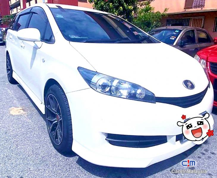 Picture of Toyota Wish 1.8-LITER NEW FACELIFT 7 SEATER MPV FUEL SAVER FAMILY SUV Automatic 2017 in Kuala Lumpur