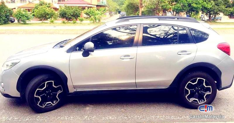 Subaru XV 2.0-LITER SUV 5 SEATER Automatic 2015 in Kedah