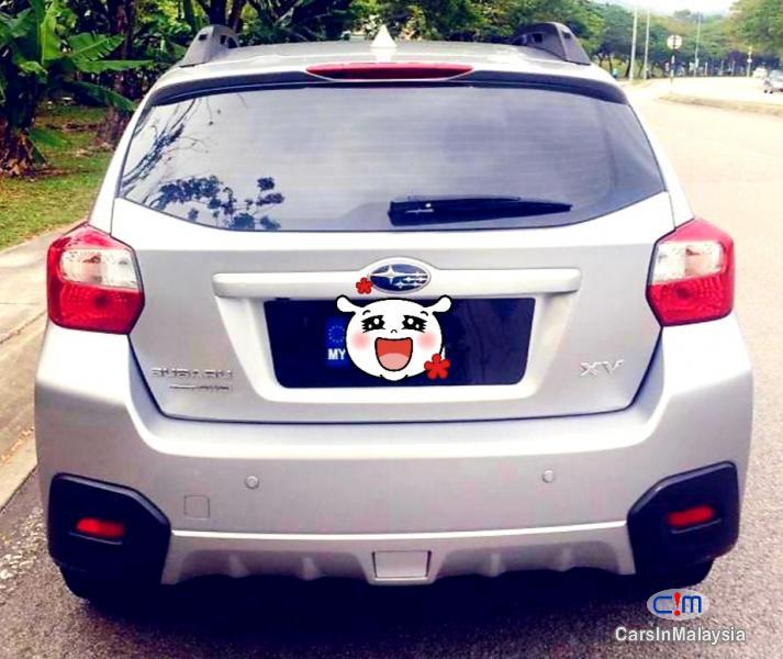 Subaru XV 2.0-LITER SUV 5 SEATER Automatic 2015 in Malaysia