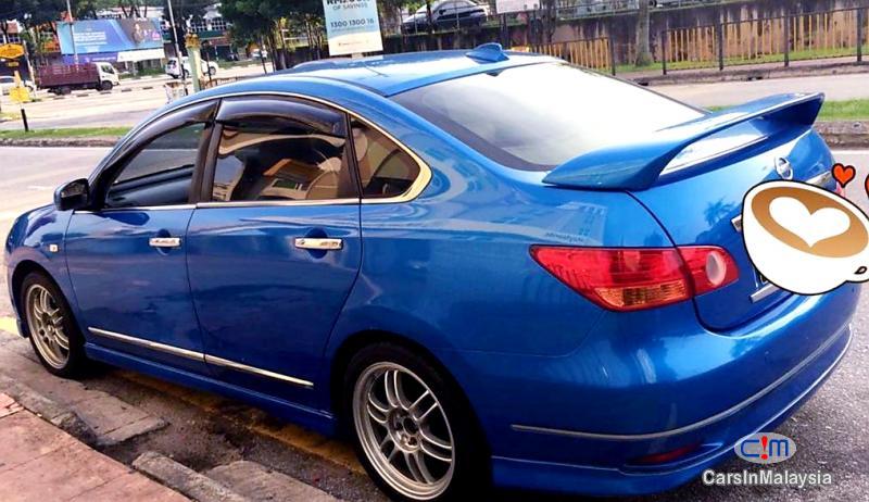 Nissan Sylphy 2.0-LITER LUXURY SEDAN Automatic 2009 in Kuala Lumpur