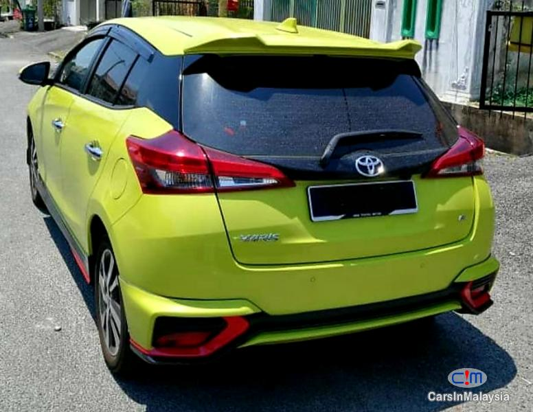 Picture of Toyota Yaris 1.5-LITER BEAUTIFUL ECONOMY HATCHBACK Automatic 2019
