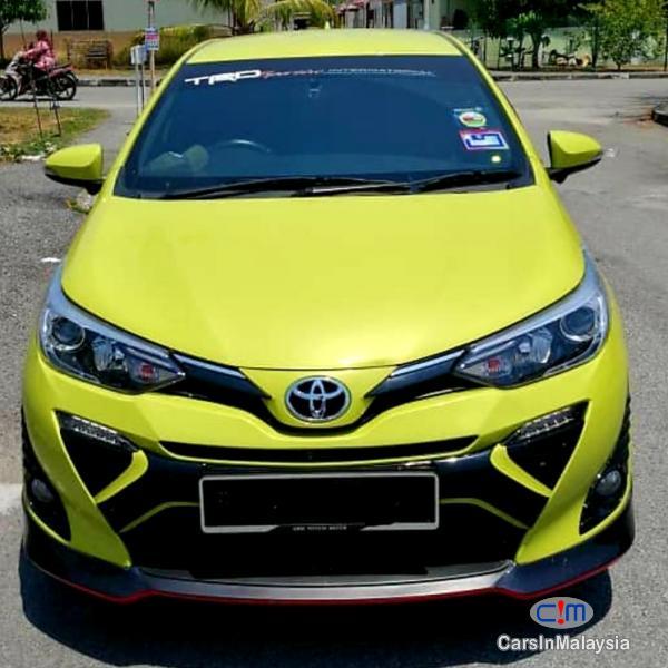 Toyota Yaris 1.5-LITER BEAUTIFUL ECONOMY HATCHBACK Automatic 2019 in Selangor