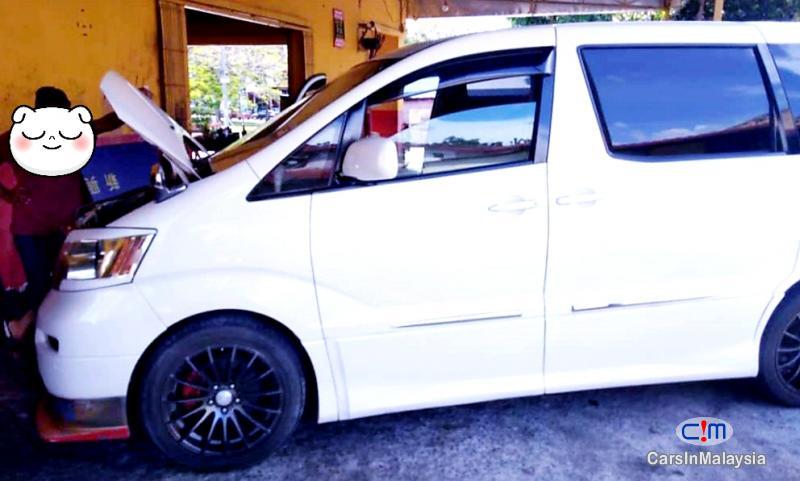 Toyota Alphard 2.4-LITER LUXURY FAMILY MPV Automatic 2008 in Kuala Lumpur