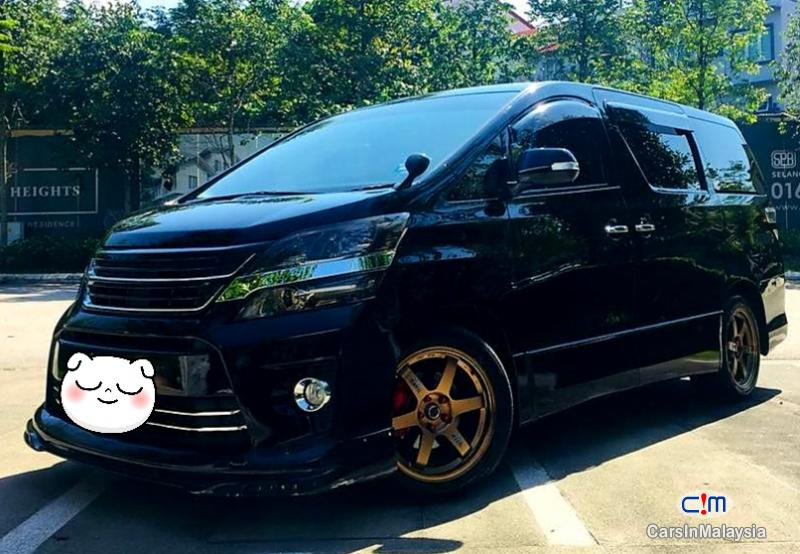 Picture of Toyota Vellfire 2 4-LITER LUXURY MPV 7 SEATER Automatic 2016