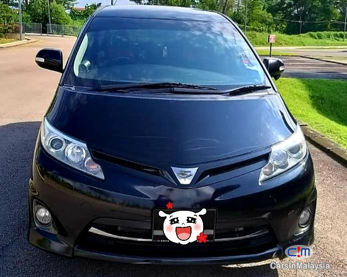 Pictures of Toyota Estima 2.4-LITER 7 SEATER LUXURY FAMILY MPV Automatic 2015