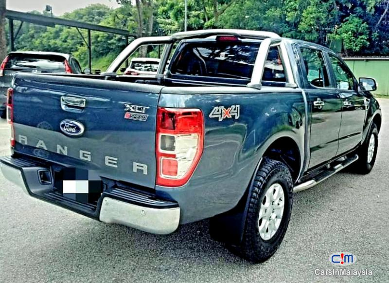 Picture of Ford Ranger 2.2-LITER 4X4 4WD DIESEL TURBO DOUBLE CAB Automatic 2015