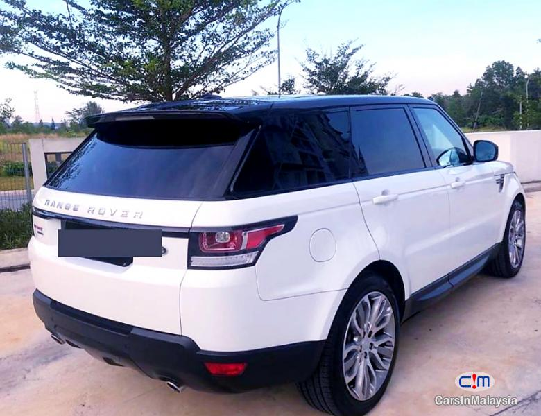 Picture of Land Rover Range Rover Sport 3.0-LITER LUXURY SUV DIESEL TWIN TURBO Automatic 2020