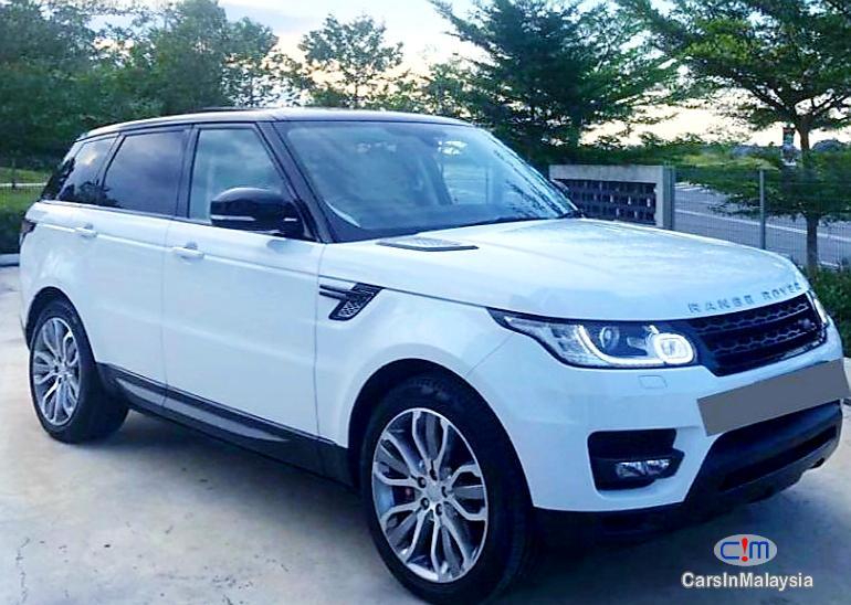 Land Rover Range Rover Sport 3.0-LITER LUXURY SUV DIESEL TWIN TURBO Automatic 2020 in Kuala Lumpur
