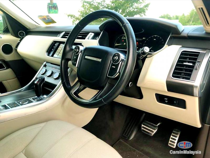 Picture of Land Rover Range Rover Sport 3.0-LITER LUXURY SUV DIESEL TWIN TURBO Automatic 2020 in Kuala Lumpur
