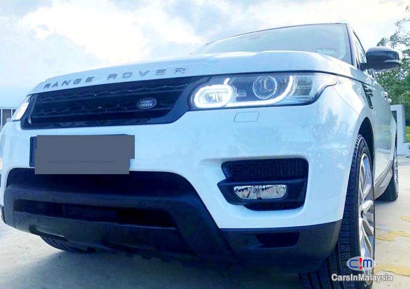 Land Rover Range Rover Sport 3.0-LITER LUXURY SUV DIESEL TWIN TURBO Automatic 2020 in Kuala Lumpur - image