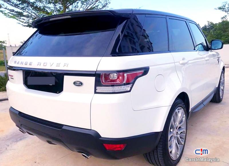 Land Rover Range Rover Sport 3.0-LITER LUXURY SUV DIESEL TWIN TURBO Automatic 2020 - image 9