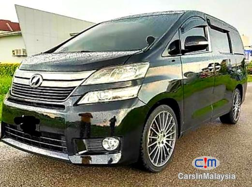 Picture of Toyota Vellfire 2.4-LITER LUXURY FAMILY MPV 8 SEATER Automatic 2014