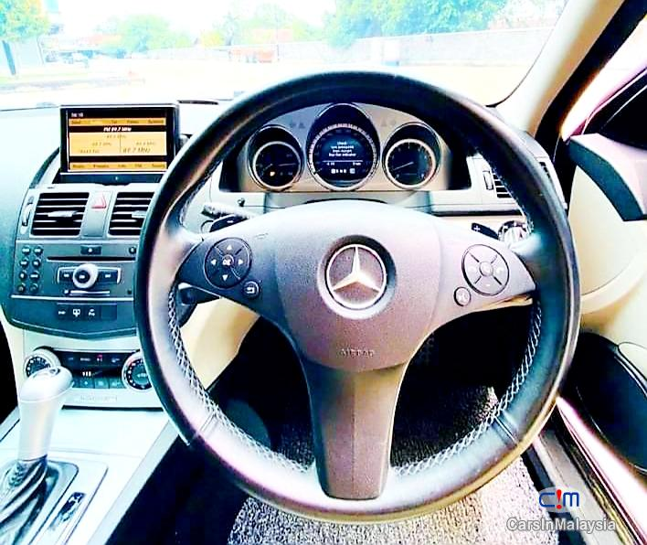 Picture of Mercedes Benz C200 CGI 1.8-LITER LUXURY SALOON Automatic 2011 in Malaysia