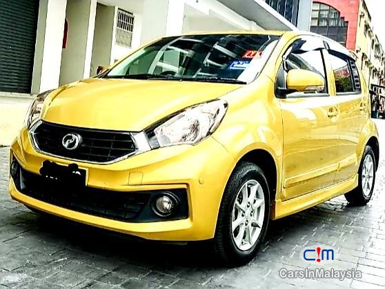 Perodua Myvi 1.3-LITER ECONOMY HATCHBACK Automatic 2015