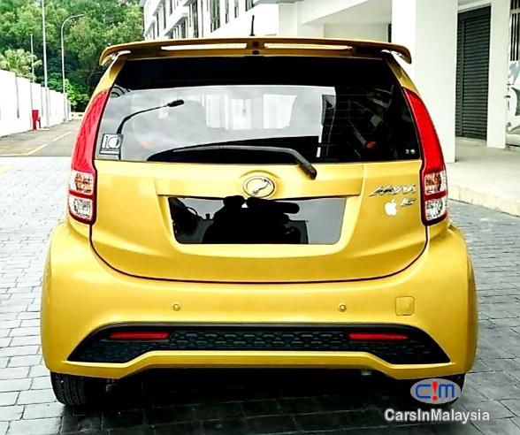Picture of Perodua Myvi 1.3-LITER ECONOMY HATCHBACK Automatic 2015 in Malaysia