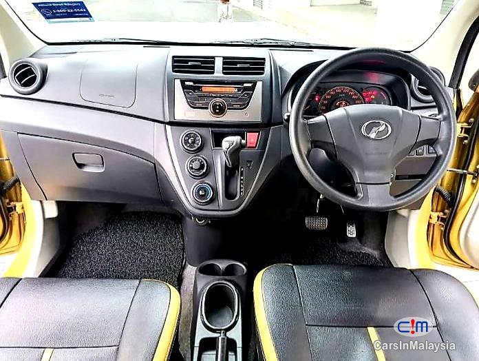 Perodua Myvi 1.3-LITER ECONOMY HATCHBACK Automatic 2015 in Malaysia - image