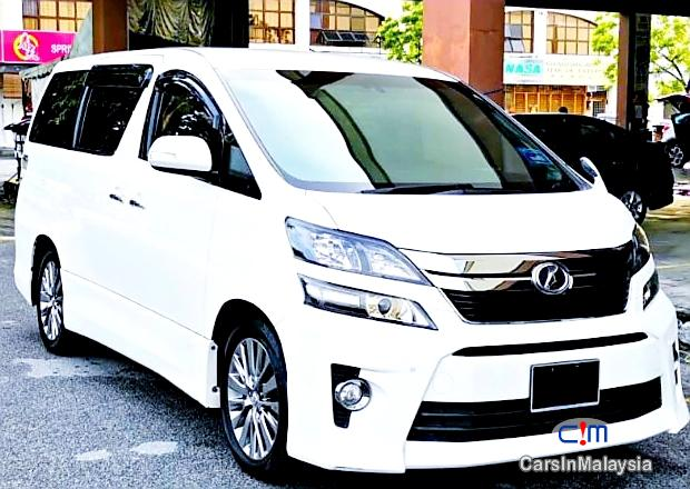 Picture of Toyota Vellfire 2.4-LITER LUXURY MPV 7 SEATER Automatic 2016