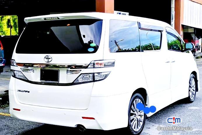 Toyota Vellfire 2.4-LITER LUXURY MPV 7 SEATER Automatic 2016 in Selangor