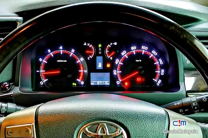 Picture of Toyota Vellfire 2.4-LITER LUXURY MPV 7 SEATER Automatic 2016 in Selangor