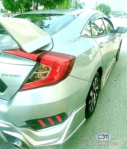Honda Civic 1.8-LITER LUXURY SPORT SEDAN Automatic 2017 in Kuala Lumpur
