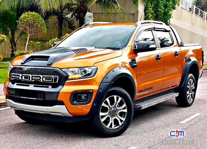 Ford Ranger 2.0-LITER DOUBLE CAB CHASSIS DIESEL TURBO Automatic 2018