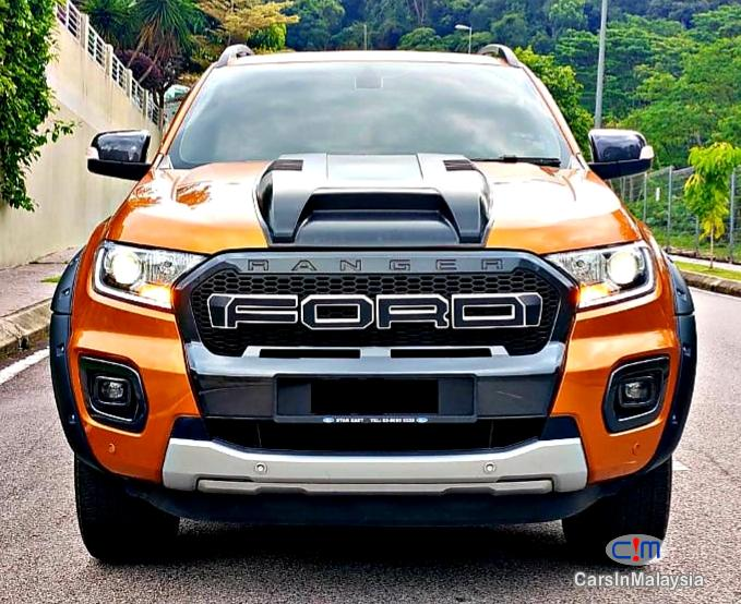 Ford Ranger 2.0-LITER DOUBLE CAB CHASSIS DIESEL TURBO Automatic 2018 in Selangor