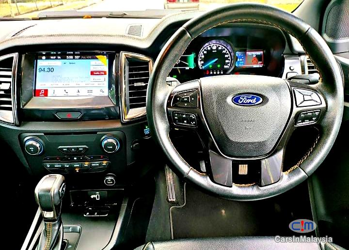 Picture of Ford Ranger 2.0-LITER DOUBLE CAB CHASSIS DIESEL TURBO Automatic 2018 in Malaysia