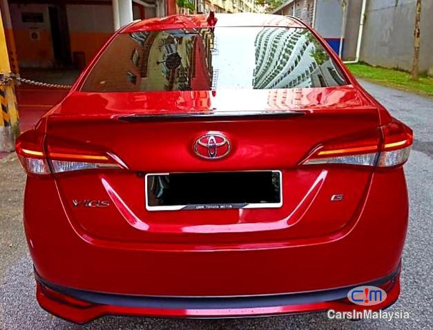 Toyota Vios 1.5-LITER FUEL ECONOMY SEDAN NEW MODEL FACELIFT Automatic 2019