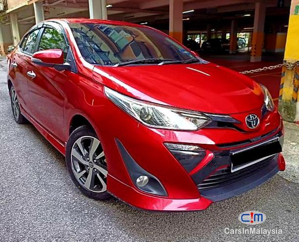 Toyota Vios 1.5-LITER FUEL ECONOMY SEDAN NEW MODEL FACELIFT Automatic 2019 in Malaysia