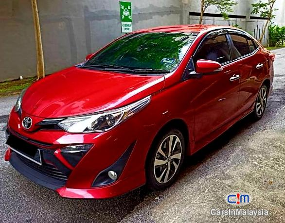 Picture of Toyota Vios 1.5-LITER FUEL ECONOMY SEDAN NEW MODEL FACELIFT Automatic 2019 in Malaysia