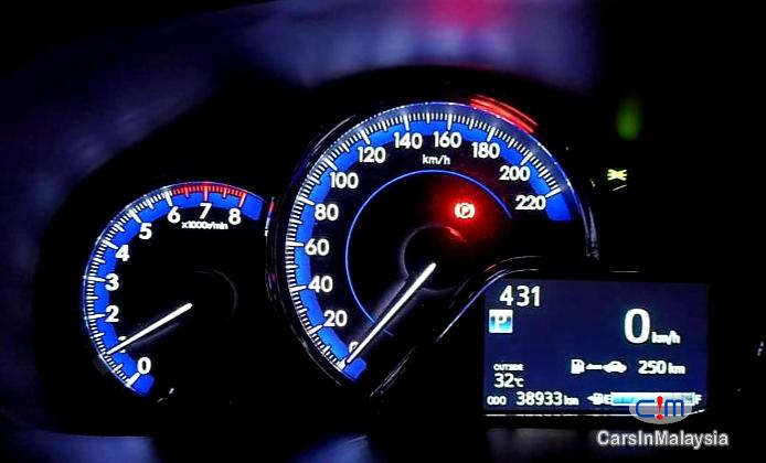 Toyota Vios 1.5-LITER FUEL ECONOMY SEDAN NEW MODEL FACELIFT Automatic 2019 in Kuala Lumpur - image