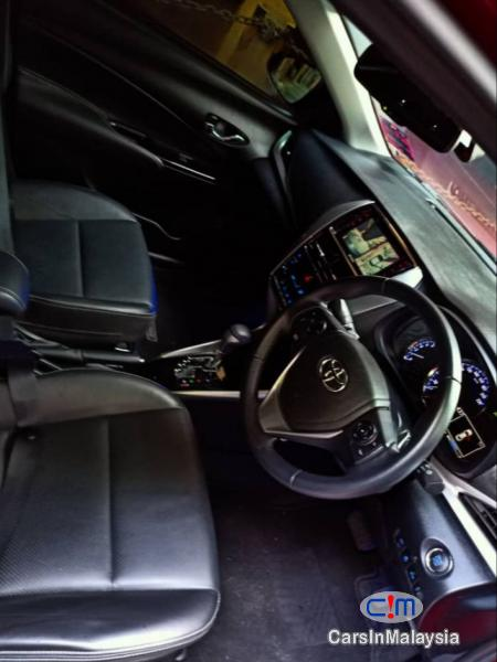 Toyota Vios 1.5-LITER FUEL ECONOMY SEDAN NEW MODEL FACELIFT Automatic 2019 in Malaysia - image