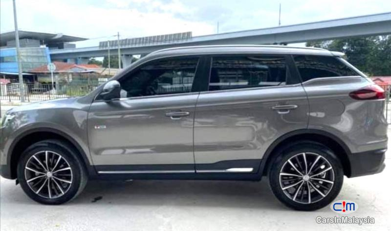 Pictures of Proton X70 1.8-LITER SUV 2WD PREMIUM SPEC Automatic 2020