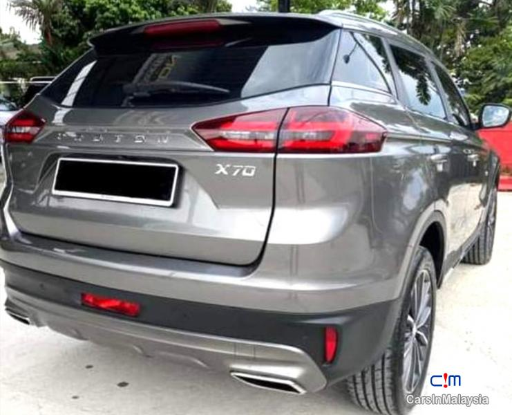 Proton X70 1.8-LITER SUV 2WD PREMIUM SPEC Automatic 2020 in Malaysia