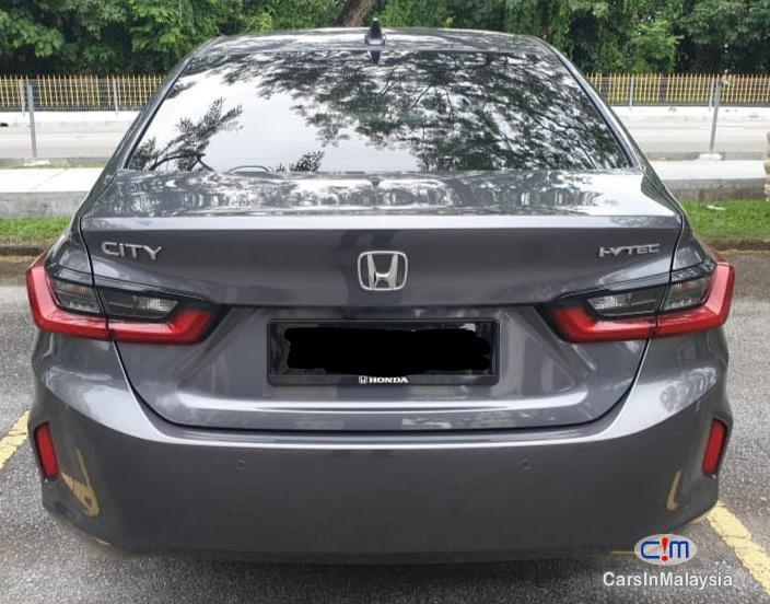 Honda City 1.5-LITER NEW MODEL AUTO SEDAN Automatic 2020 in Malaysia