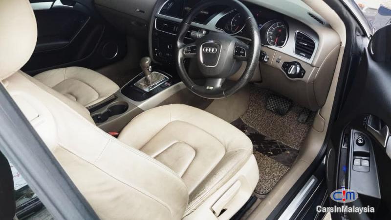 Picture of Audi A5 2.0-LITER LUXURY TURBO SPORT SEDAN Automatic 2009 in Kuala Lumpur
