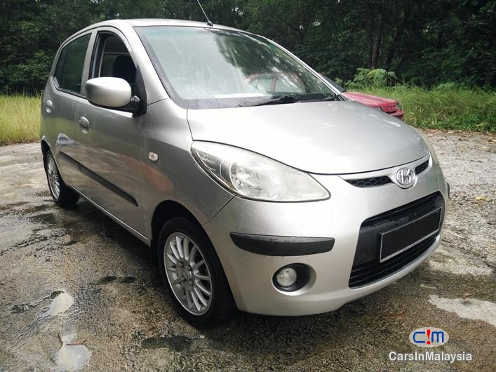 Picture of Hyundai i10 Automatic 2009