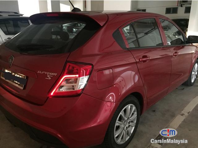 Proton Suprima S SUV Automatic 2014 in Melaka