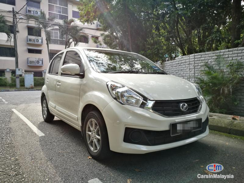 Pictures of Perodua Myvi G Automatic 2015