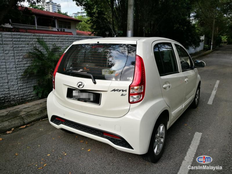 Perodua Myvi G Automatic 2015