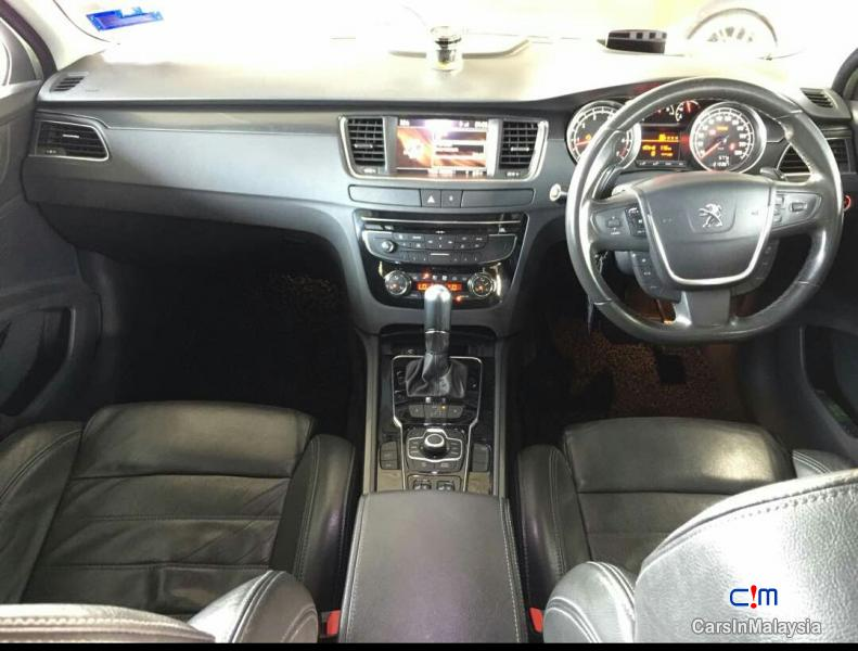 Peugeot 508 TURBO Automatic 2011 in Selangor
