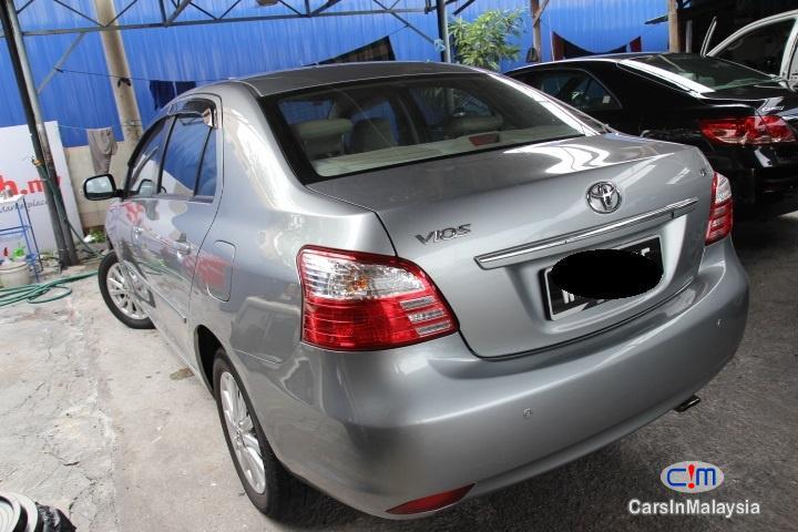 Toyota Vios Automatic 2011 in Malaysia