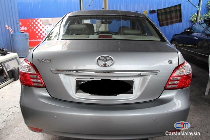 Picture of Toyota Vios Automatic 2011 in Kuala Lumpur