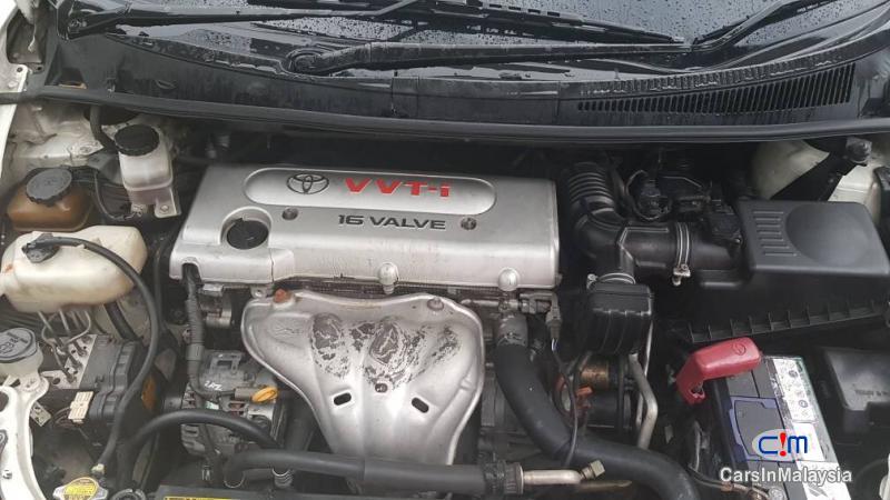 Toyota Wish Automatic 2007 in Malaysia