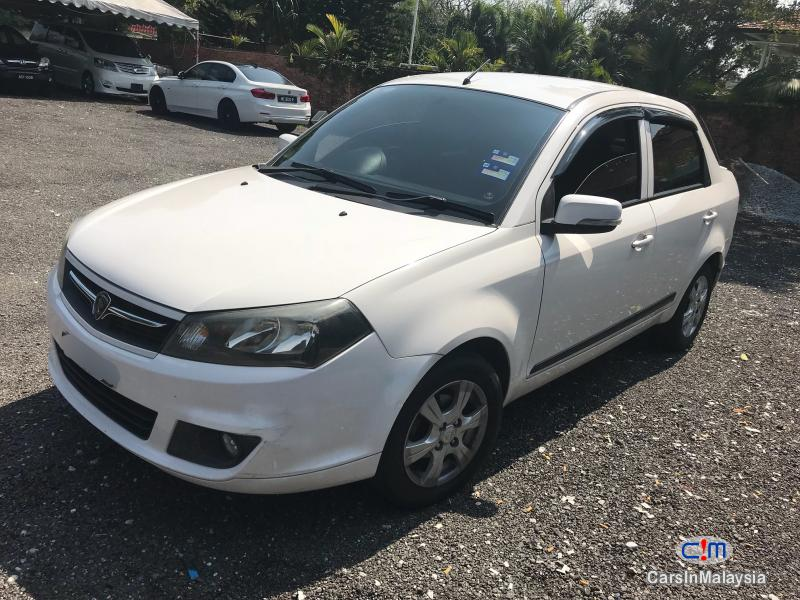 Picture of Proton Saga Automatic 2012