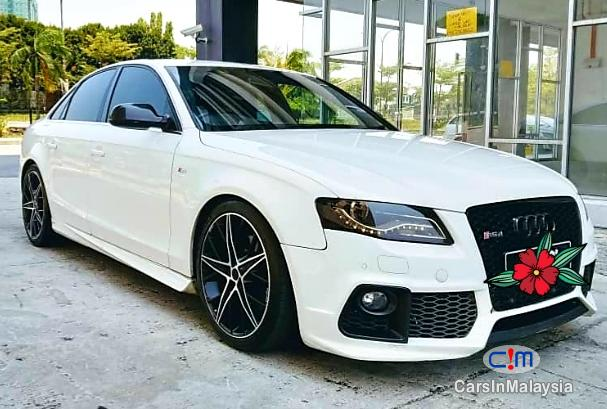 Pictures of Audi A4 2.0-LITER LUXURY SEDAN TURBO Automatic 2010