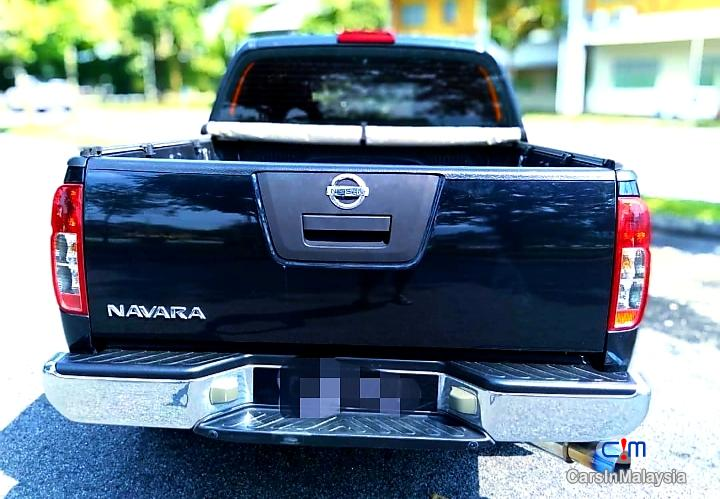 Nissan Navara 2.5-LITER DISEL TURBO 4X4 6 SPEED Manual 2013