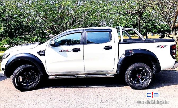 Ford Ranger 2.2-LITER 4X4 4WD DIESEL TURBO Automatic 2017 in Selangor